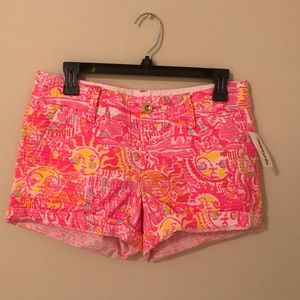 BRAND NEW Lilly Pulitzer Shorts